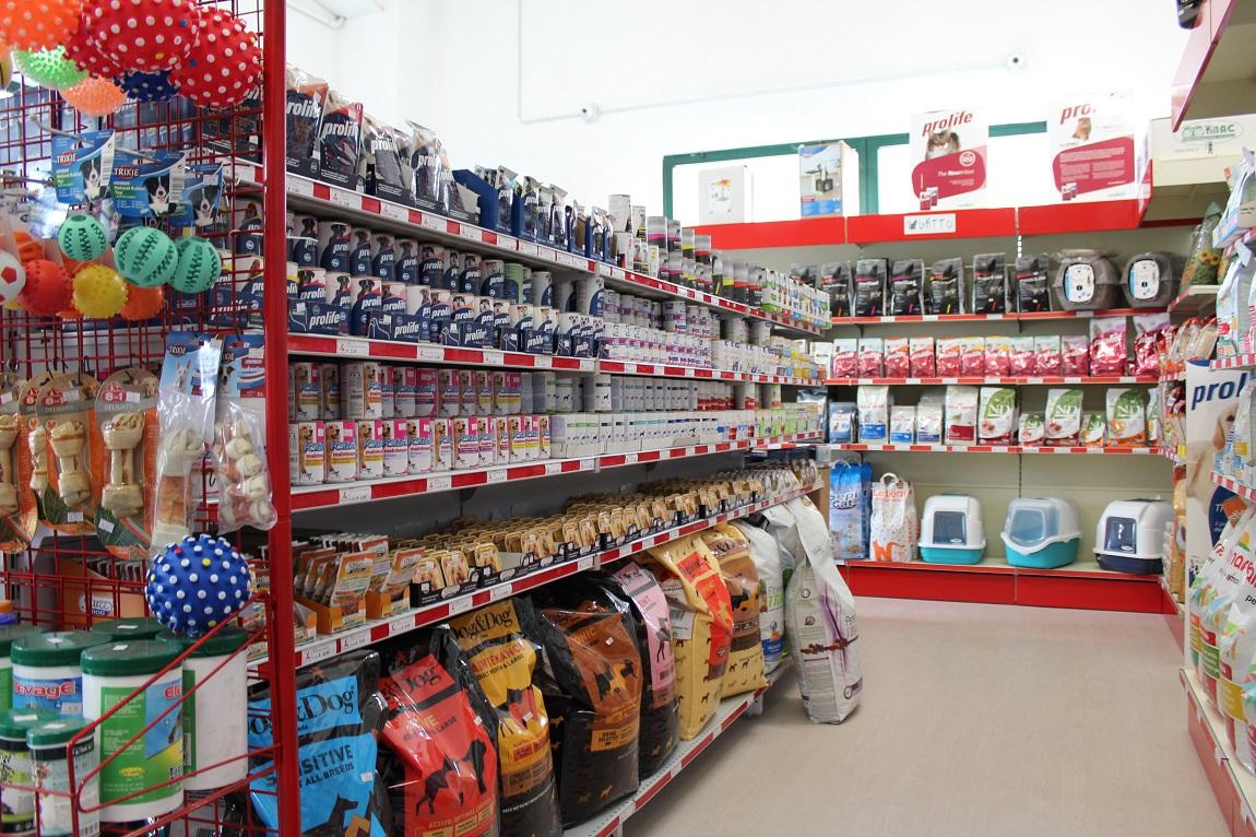 isola degli animali montagnana pet shop